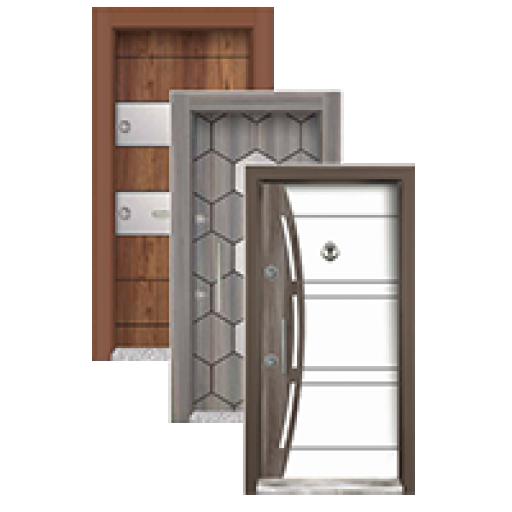 Kapı - Çelik Kapı ve Pencere Yapı Malzemeleri
