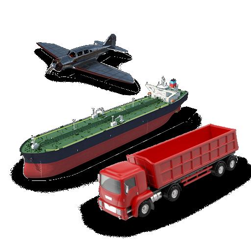 Kara, Hava, Deniz Lojistik Firmaları